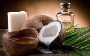 Produtos Naturais para emagrecer-Oleo Coco